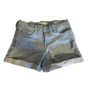 Levi's High Waisted Jean Shorts - Women's Size 24